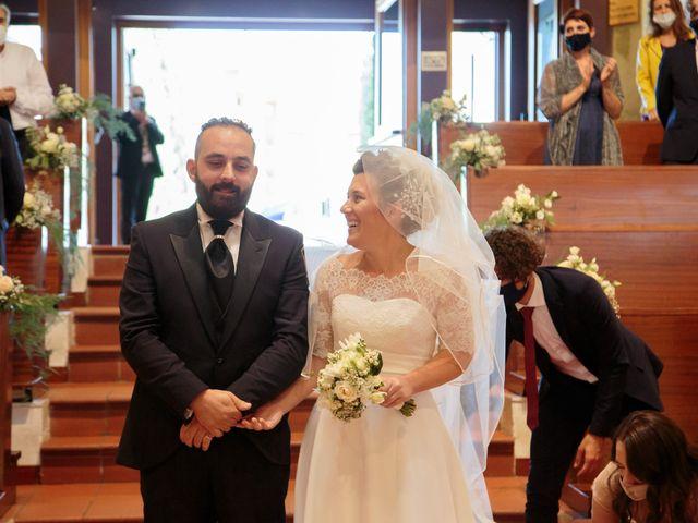 Il matrimonio di Laura e Vincenzo a Quarrata, Pistoia 20