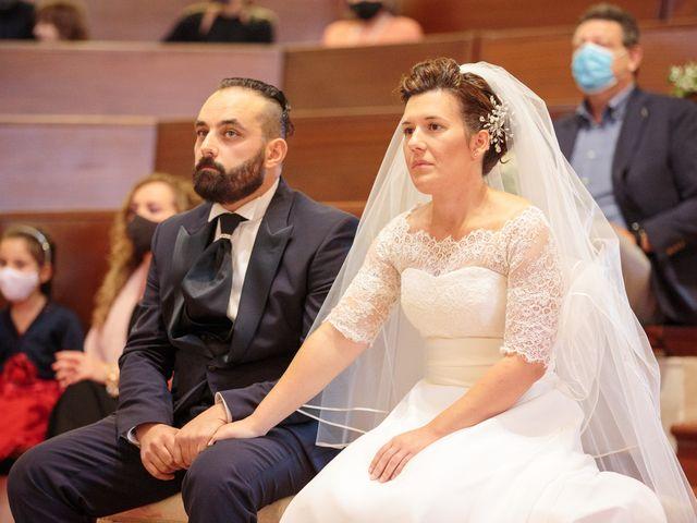 Il matrimonio di Laura e Vincenzo a Quarrata, Pistoia 21