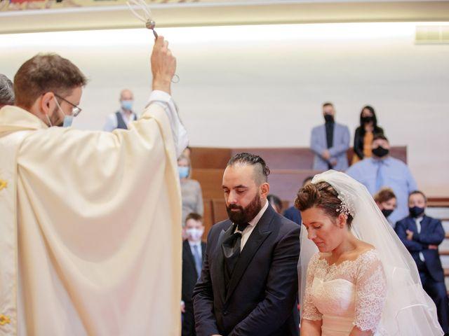 Il matrimonio di Laura e Vincenzo a Quarrata, Pistoia 22