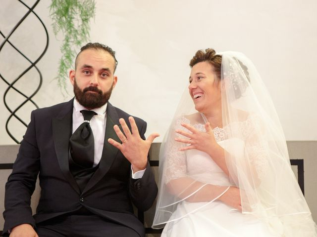 Il matrimonio di Laura e Vincenzo a Quarrata, Pistoia 27