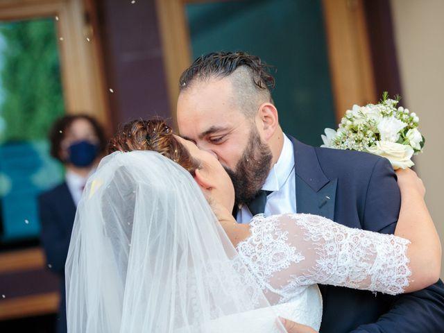 Le nozze di Vincenzo e Laura
