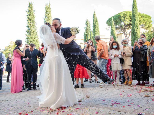 Il matrimonio di Laura e Vincenzo a Quarrata, Pistoia 31