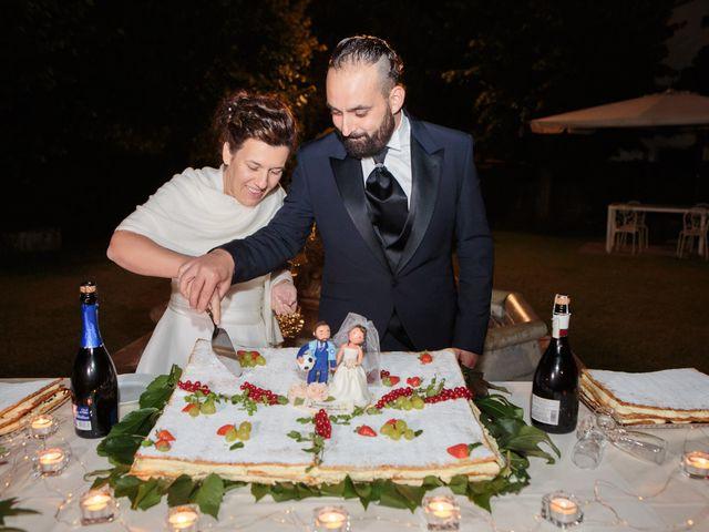 Il matrimonio di Laura e Vincenzo a Quarrata, Pistoia 43
