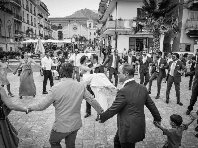 Il matrimonio di Michele e Cinzia a Taormina, Messina 23