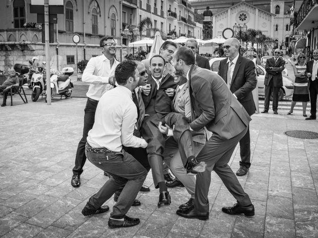 Il matrimonio di Michele e Cinzia a Taormina, Messina 24