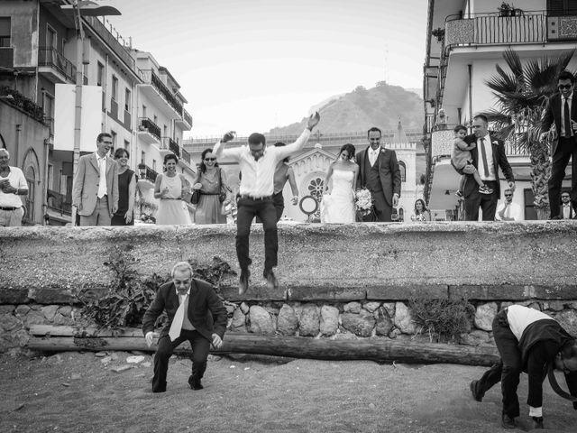 Il matrimonio di Michele e Cinzia a Taormina, Messina 25