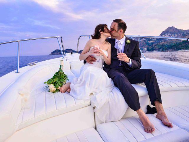 Il matrimonio di Michele e Cinzia a Taormina, Messina 26
