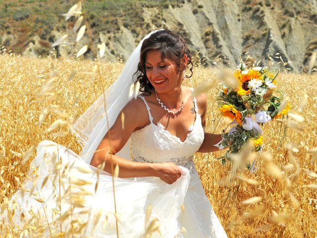 Il matrimonio di Emanuele e Angelica a Pisticci, Matera 16
