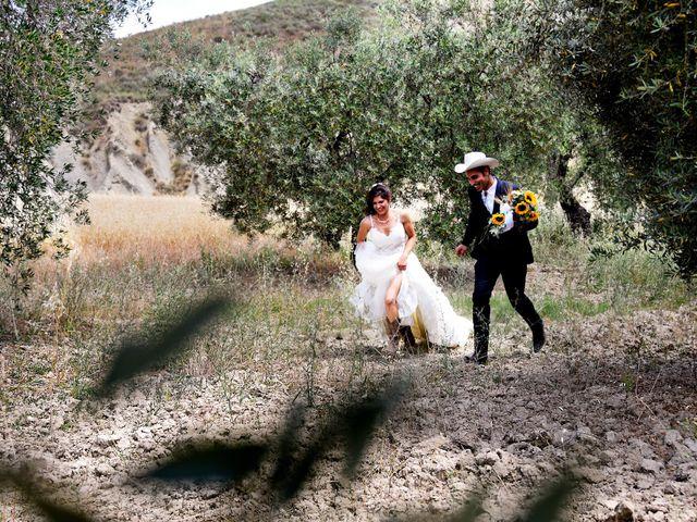 Il matrimonio di Emanuele e Angelica a Pisticci, Matera 19
