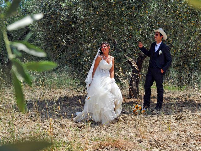 Il matrimonio di Emanuele e Angelica a Pisticci, Matera 20