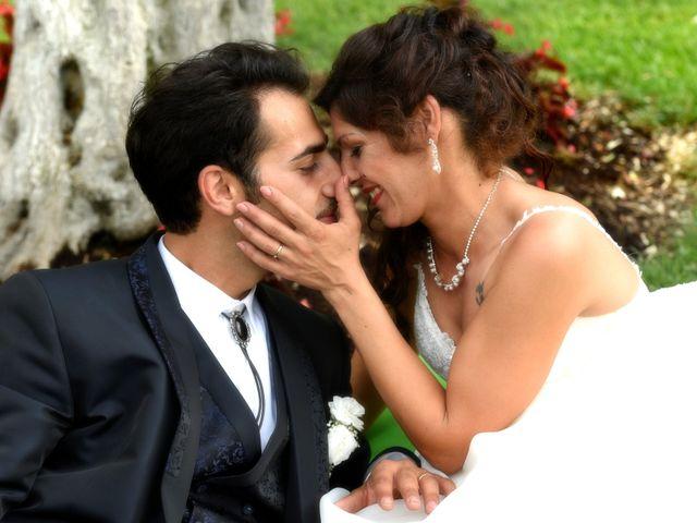 Il matrimonio di Emanuele e Angelica a Pisticci, Matera 21