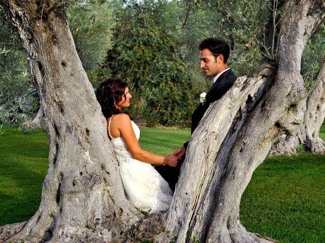 Il matrimonio di Emanuele e Angelica a Pisticci, Matera 22