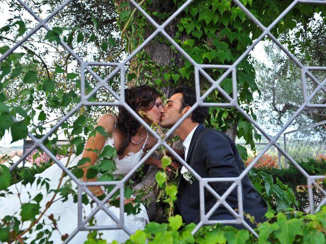 Il matrimonio di Emanuele e Angelica a Pisticci, Matera 23