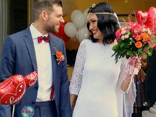 Il matrimonio di Filippo Ripamonti e Annie Vieira a Imbersago, Lecco 6