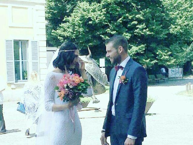 Il matrimonio di Filippo Ripamonti e Annie Vieira a Imbersago, Lecco 8