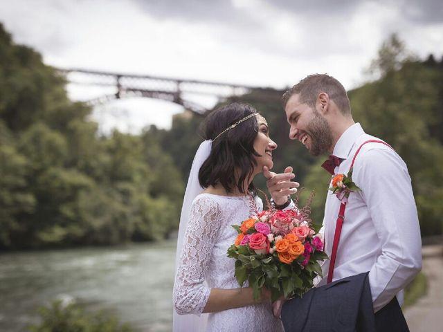 Il matrimonio di Filippo Ripamonti e Annie Vieira a Imbersago, Lecco 2