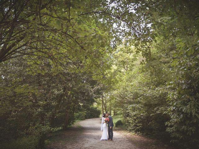 Il matrimonio di Filippo Ripamonti e Annie Vieira a Imbersago, Lecco 10