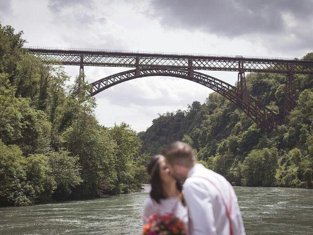 Il matrimonio di Filippo Ripamonti e Annie Vieira a Imbersago, Lecco 12