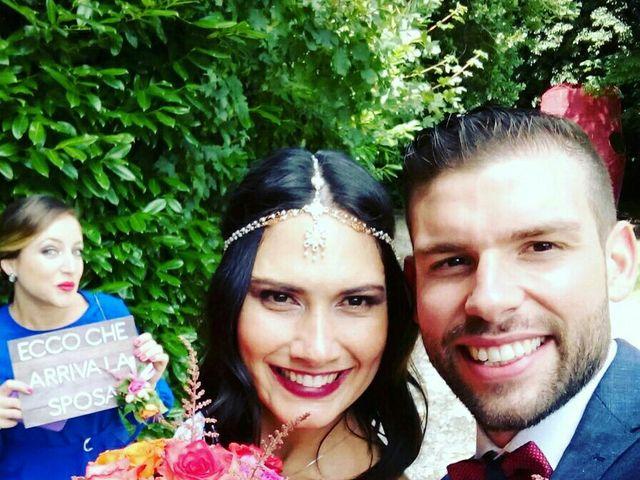 Il matrimonio di Filippo Ripamonti e Annie Vieira a Imbersago, Lecco 1