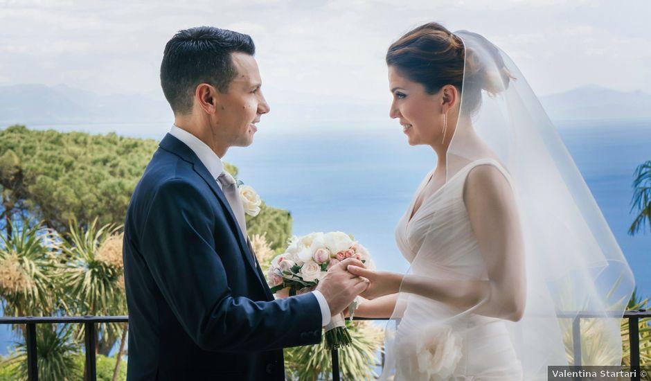 Il matrimonio di Biagio e Gabriella a Ravello, Salerno