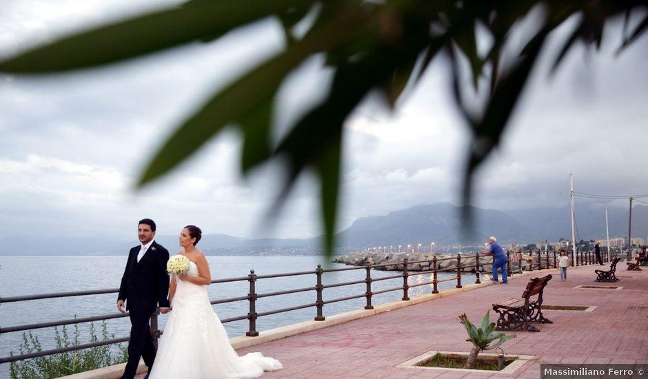 Il matrimonio di Rosario e Paola a Palermo, Palermo