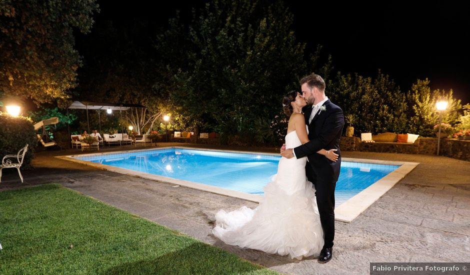 Il matrimonio di Valentina e Simone a Catania, Catania