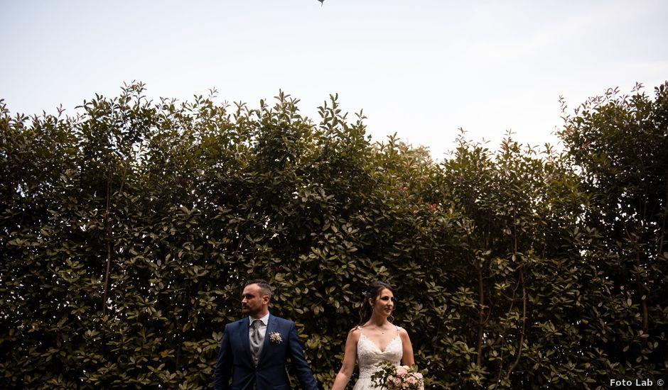 Il matrimonio di Nico e Giada a Lusia, Rovigo