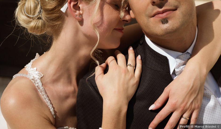 Il matrimonio di Marco e Elena a Portogruaro, Venezia