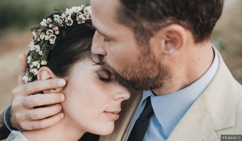 Il matrimonio di Fabio e Annaluce a Collecorvino, Pescara