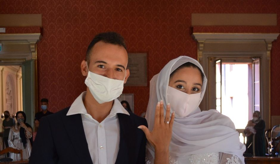 Il matrimonio di Mehdi e Meryem a Buguggiate, Varese