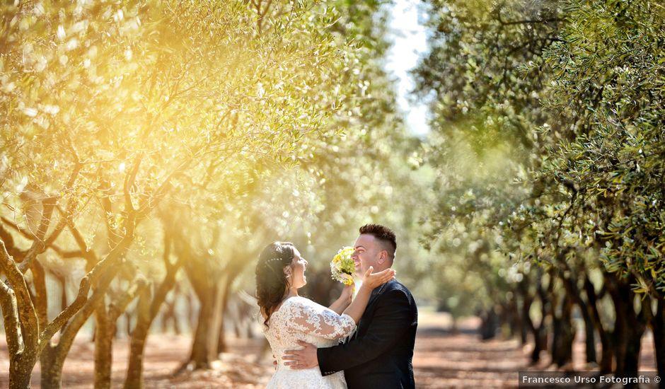 Il matrimonio di Antonio e Maria a Latiano, Brindisi