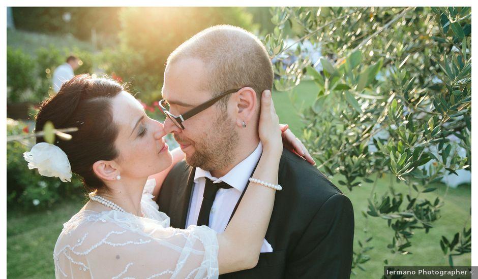 Il matrimonio di Antonio e Alessandra a Guardia Sanframondi, Benevento