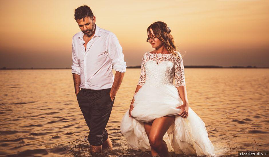 Il matrimonio di Paolo e Giusy a Marsala, Trapani