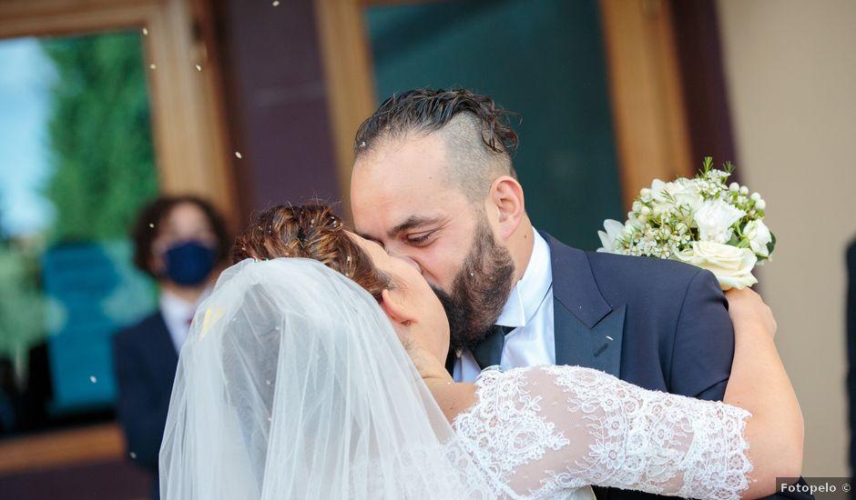 Il matrimonio di Laura e Vincenzo a Quarrata, Pistoia