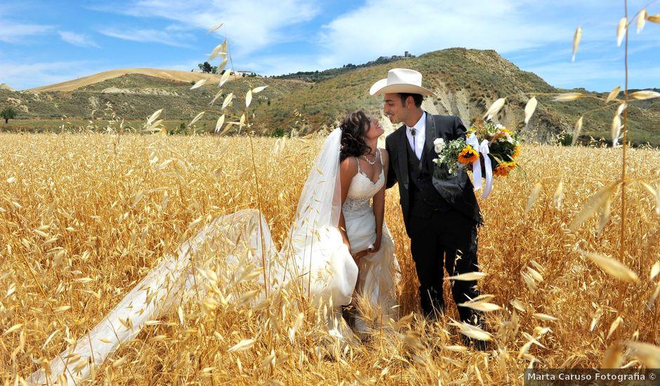 Il matrimonio di Emanuele e Angelica a Pisticci, Matera