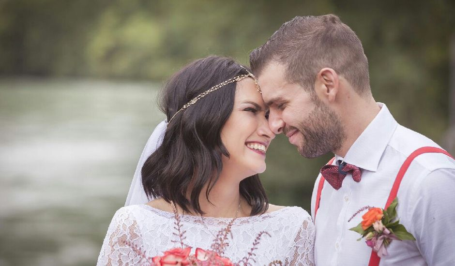 Il matrimonio di Filippo Ripamonti e Annie Vieira a Imbersago, Lecco