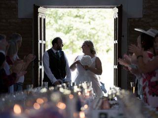le nozze di Gillian e Steven 3