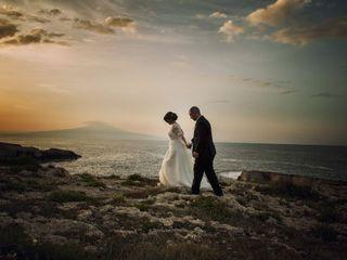 Le nozze di Federica e Carlo
