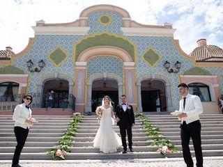 Le nozze di Kristina  e Elia 1