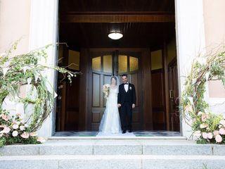 Le nozze di Kristina  e Elia