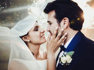 Le nozze di Giorgia e Riccardo