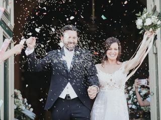 Le nozze di Lisa e Peppe