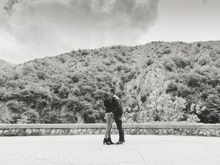 Le nozze di Francesca e Sante 1