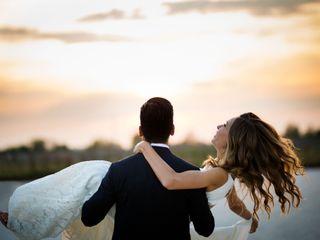Le nozze di Anastasiia e Gianpier