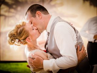 Le nozze di Gabriella e Ivan