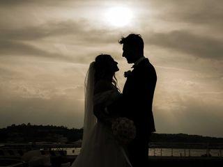 Le nozze di Elisa e Alban