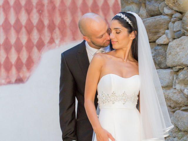 Il matrimonio di Roberto e Silvia a Introd, Aosta 3