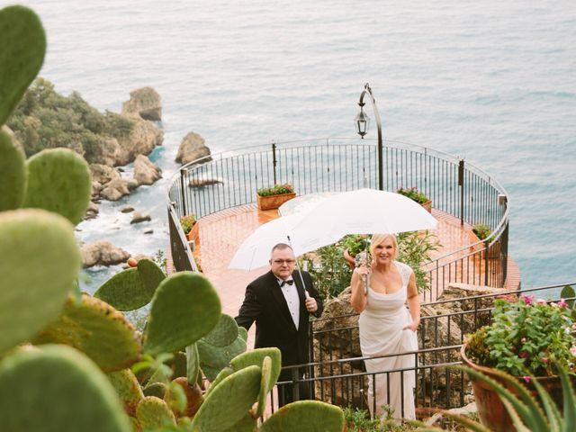Il matrimonio di Shannon e Natalie a Taormina, Messina 5