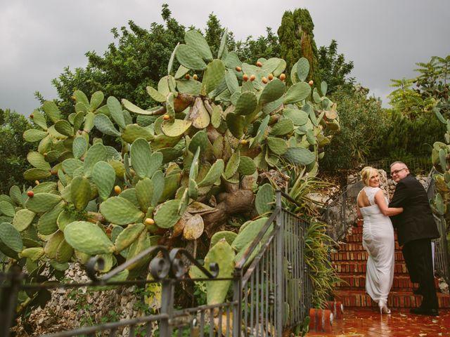 Il matrimonio di Shannon e Natalie a Taormina, Messina 6
