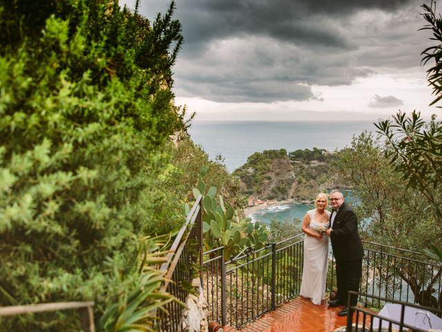 Il matrimonio di Shannon e Natalie a Taormina, Messina 7